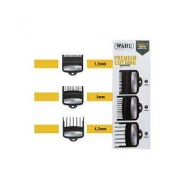 peines pack premium medios 1.5mm, 3mm y 4.5 mm wahl