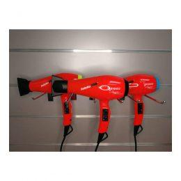 Secador profesional Luminoso 2100W Babyliss packs 3 unidades rojo.