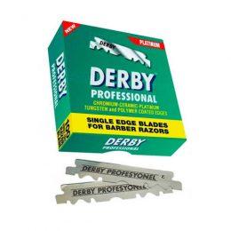 caja de cuchillas 5 unidades derby caja individual