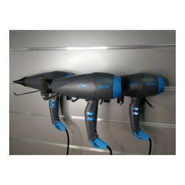 secador profesional ionic azul pack de 3 unidades ceriotti