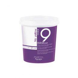 polvo decolorante fanola no yelow violeta ahora 9 tonos